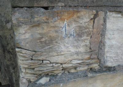Sanace historické kamenné zdi