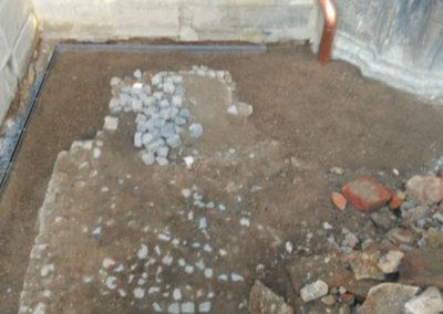 Záchrana historické podlahy