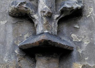 Ochrana památek - kamenný prvek