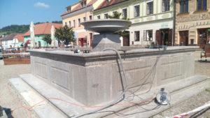 Práce na rekonstrukci probíhaly na základě pečlivě připraveného plánu a byly dokončeny ještě před stanoveným termínem.